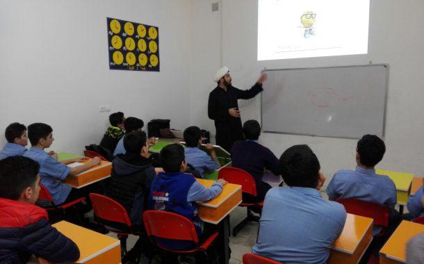 کلاس سواد مصرف بازی های رایانه ای برگزار شد